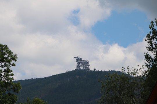 Stezka v oblacích